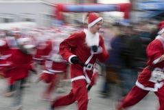 Speedy Christmas Royalty Free Stock Image