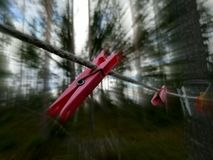 Speedy Clothespin Stock Images