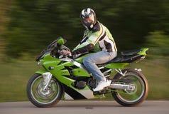 Speedy motor Stock Image