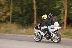 Speedy motor Stock Photography