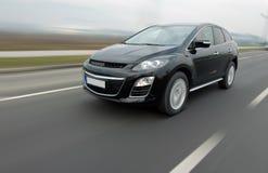 Speedy SUV Royalty Free Stock Image