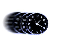 Speedy Time Royalty Free Stock Photos