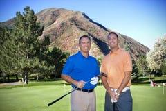 Speel Golf Stock Foto