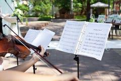 Speel Huwelijk Maart Stock Foto