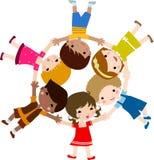 Speel kinderen Stock Fotografie