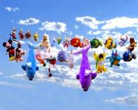 Speelgoed 1 royalty-vrije stock afbeeldingen