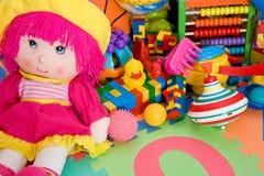Speelgoed. Stock Foto