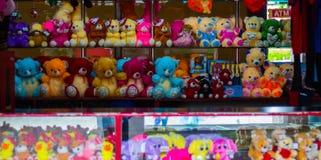 Speelgoed en Teddy stock foto