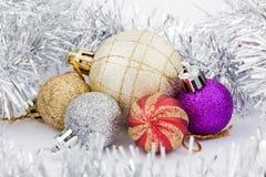 Speelgoed voor Kerstmisboom Stock Foto