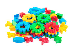 Speelgoed voor kinderen Royalty-vrije Stock Foto's