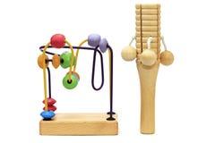 Speelgoed voor kindontwikkeling Stock Afbeeldingen