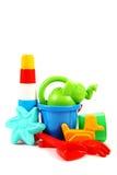 Speelgoedinzameling. Royalty-vrije Stock Afbeeldingen