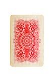 Speelkaart Royalty-vrije Stock Foto