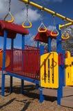 Speelplaats Stock Foto's