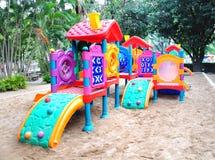 Speelplaats Royalty-vrije Stock Foto
