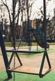 speelplaats Royalty-vrije Stock Foto's