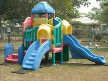 Speelplaats 2 van kinderen Royalty-vrije Stock Fotografie
