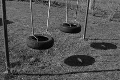Speelplaats 2 van kinderen Stock Fotografie
