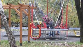 Speelplaats voor Kinderen Stock Afbeeldingen