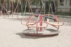Speelplaats voor Kinderen Royalty-vrije Stock Foto's