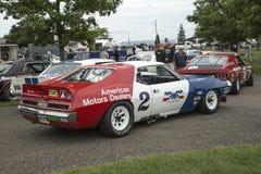 Speerraceauto Stock Afbeelding