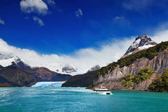 Spegazzini Glacier, Argentina Royalty Free Stock Images