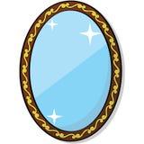 spegel Arkivbild