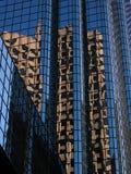 spegelfönster Fotografering för Bildbyråer