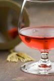 spegelred för liqueur ii Royaltyfri Fotografi