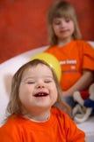 Speical benötigt Kinder Lizenzfreie Stockfotografie