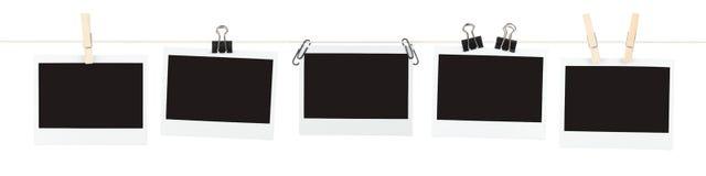Speicher auf einer Zeichenkette II Lizenzfreies Stockbild