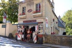 Speicher Bayeuxs Coquelicot Lizenzfreie Stockbilder