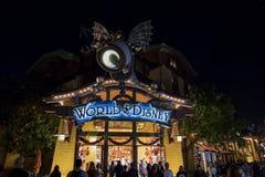 Speicher im berühmten im Stadtzentrum gelegenen Disney-Bezirk, Disneyland Resort Stockfotos
