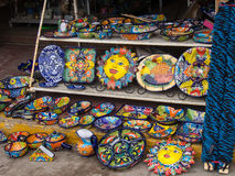 Speicher am Markt in Ensenada, Baja, Kalifornien, Mexiko Stockfoto