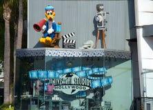 Speicher Universal Studios-Hollywood Lizenzfreie Stockbilder