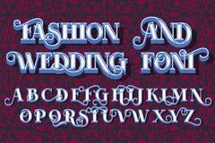Speichern Sie den Datums-, Mode- und Hochzeitsguß Lizenzfreies Stockbild