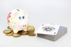 Speichern Sie Glücksspiel Stockfotografie