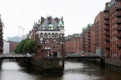 Speicherstadt Hamburg Lizenzfreie Stockfotografie