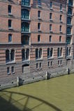 Speicherstadt Hamburg, City of Warehouses in Hamburg Royalty Free Stock Photos