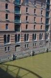 Speicherstadt Hamburg, Stadt von Lagern in Hamburg Lizenzfreie Stockfotos