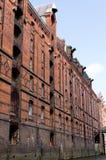 Speicherstadt Stock Images