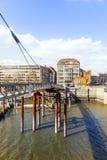 Speicherstadt (Warehouse district) in Hamburg, Germany Stock Photo