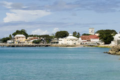 Speightstown Barbados Royalty Free Stock Photography