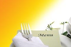 Speisetisch Lizenzfreie Stockbilder