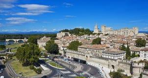 Spektakulära Avignon, Frankrike Royaltyfria Foton