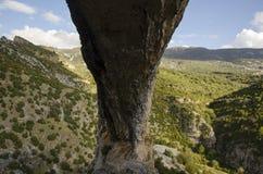 Spektakulärt landskap av Pyreneesna Royaltyfria Bilder
