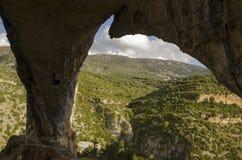 Spektakulärt landskap av Pyreneesna Royaltyfri Foto
