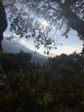 Spektakularne góry w Andalusia Fotografia Stock