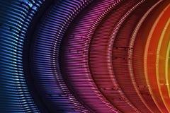 Spektralna tubka zdjęcie stock