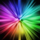 Spektrum gloriole Fantasie Stockfotos